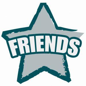 friends star logo